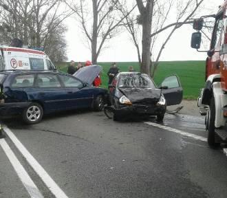 Zajączkowo: Jedna osoba ranna w wyniku wypadku! Ruch wahadłowy