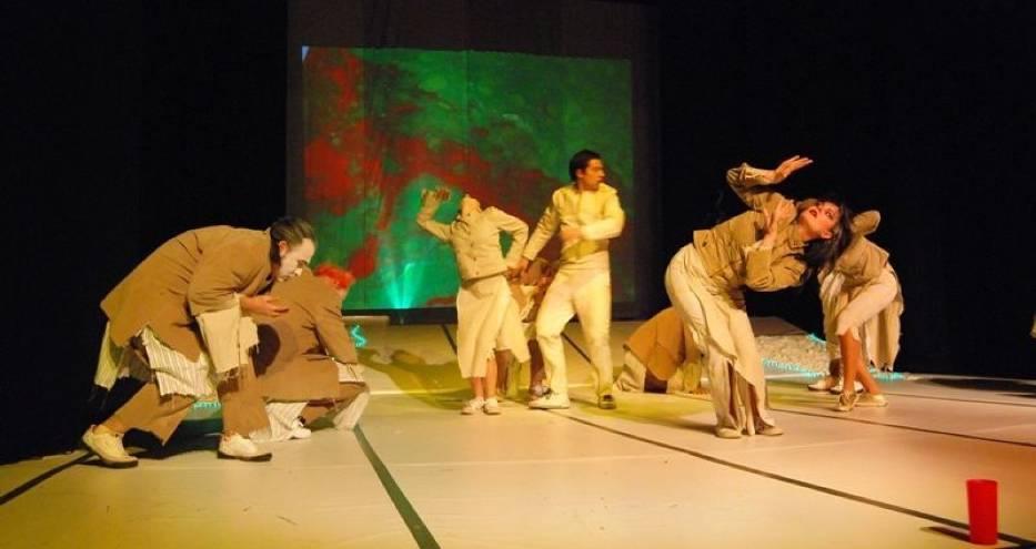 Obraz spektaklu teatralnego Thesis