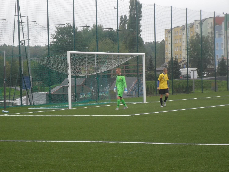 W minioną sobotę (26 września) rozegrano ligowy mecz Juniorów B1