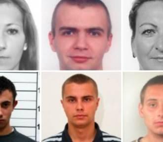 Handlarze narkotyków ścigani przez policję w Małopolsce. Rozpoznajesz ich?