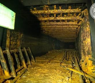 Niesamowite! Tak wyglądają podziemne tunele w Lubaniu z czasów II wojny światowej