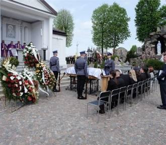 Zambrów-Białystok. Dwaj policjanci zginęli na służbie w wypadku. 5 rocznica tragedii