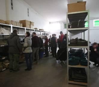 Odwiedziliśmy wojskowy magazyn w Gliwicach. Co w nim znajdziesz?