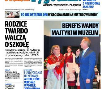 """Najnowsze wydanie """"Naszego Tygodnika"""" już dzisiaj wraz z Dziennikiem Łódzkim. Zapraszamy do"""