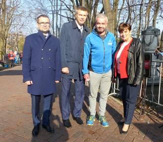 Znani na Biegu Niepodległości w Kielcach [ZOBACZ ZDJĘCIA]
