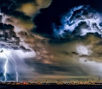 Alert meteo na Śląsku 3. stopnia! Idą silne burze z gradem i deszczem nawalnym