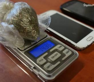 Bytomska policja przejęła narkotyki