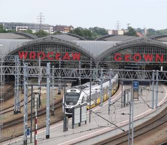Wielki remont na trasie kolejowej z Wrocławia do Jelcza. Co się zmieni? Przeczytaj!