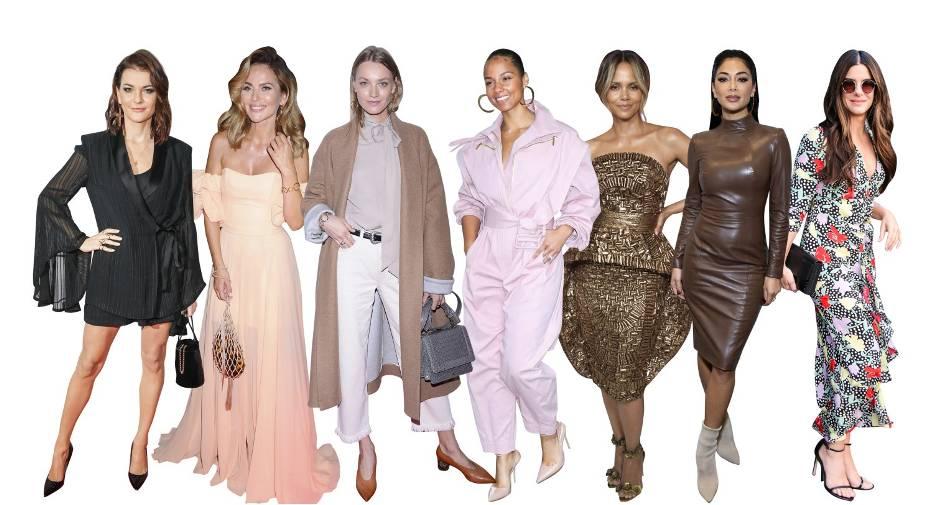 Gwiazdy w biżuterii Lilou: Agnieszka Radwańska, Paulina Sykut-Jeżyna, Anna Jagodzińska, Alicia Keys, Halle Berry, Nicole Scherzinger, Sandra Bullock