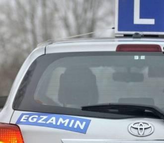 Egzamin na prawo jazdy w Chojnicach