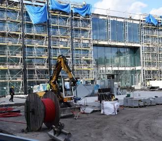 Rozbudowa galerii Solaris w Opolu. Co się teraz dzieje?