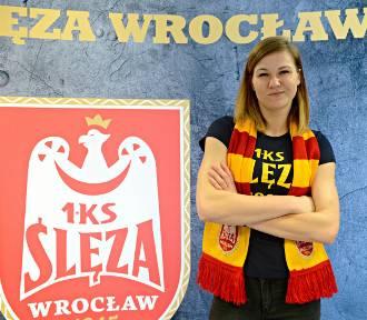 Agnieszka Kaczmarczyk nową koszykarką Ślęzy Wrocław