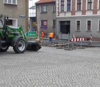 """KOBYLIN: Kończy się przebudowa krajowej """"36"""" w centrum miasta!"""