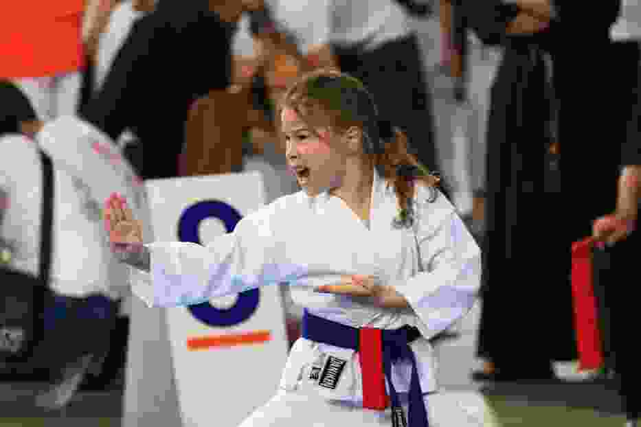 uchar Świata w Karate Tradycyjnym ORLEN 2017