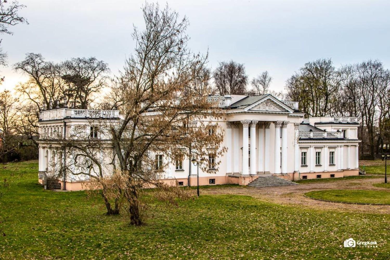 Pałac Niemojowskich w Marchwaczu