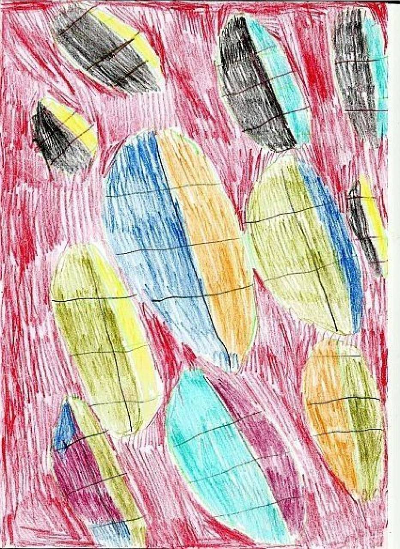 Seraphina Poezja Koloru Część 1