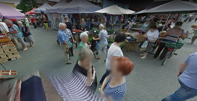 Mieszkańcy Żor uchwyceni przez kamery Google Street View
