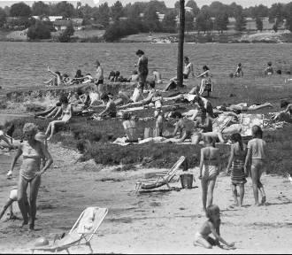 Tak dawniej odpoczywaliśmy nad wodą w województwie lubelskim. Zobacz zdjęcia