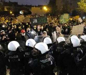 Żandarmeria wojskowa będzie zabezpieczała manifestacje kobiet?
