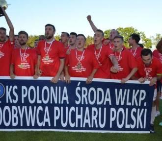 Regionalny Puchar Polski. Doświadczenie Polonii wzięło górę. Faworyt w finale zrobił swoje