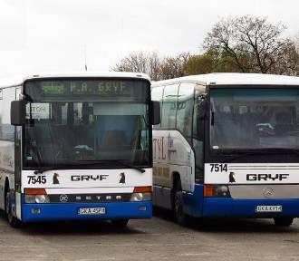 Uwaga, kolejne utrudnienia na trasie Kartuzy - Sierakowice. Autobusy pojadą objazdami