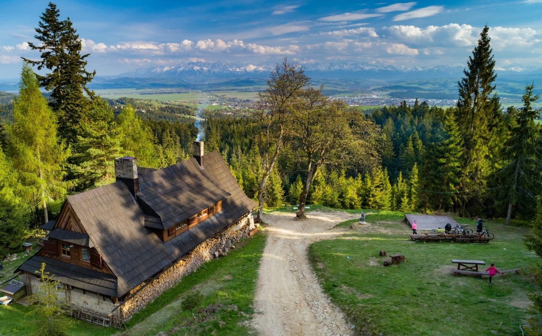 """W gorczańskiej """"Kolibie"""" 16 maja odbędzie się inauguracja letniego sezonu turystycznego w Małopolsce"""