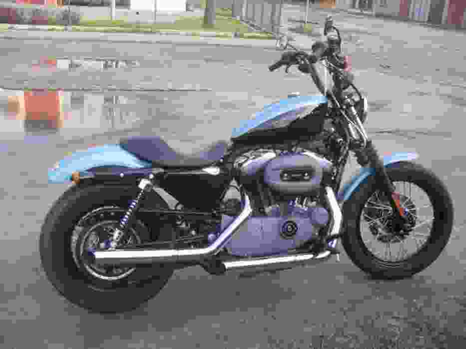 Harley Davidson Nighster V-Force DemoBike