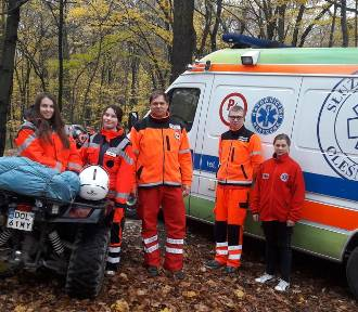 Służby Ratownicze organizują, szkolą i ratują oleśniczan