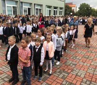 Rozpoczęcie roku szkolnego w SP 6 w Kwidzynie [FOTORELACJA]