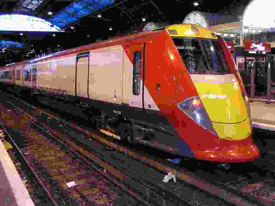 Pociąg Gatwick Express