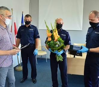 Wałbrzych: Komendant pierwszego komisariatu przeszedł na emeryturę