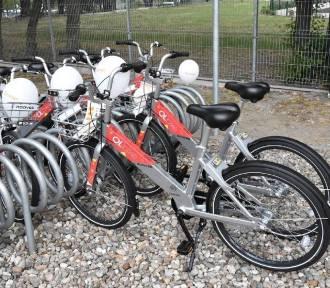 Rower miejski przejechał ponad 12 tys. km