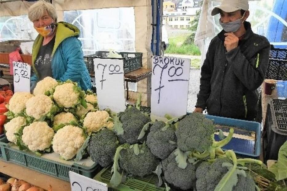 Kieleckie bazary w piątek 29 maja. Zobaczcie ceny żywności. Jest taniej niż w marketach [ZDJĘCIA]