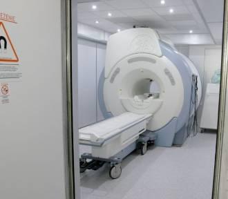 Szpital św. Wojciecha w Gdańsku wyposażony w nowy tomograf komputerowy