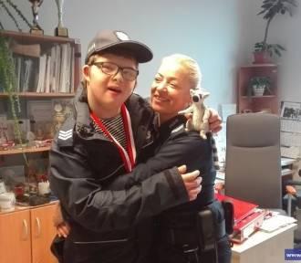 Jak 16-letni Michał został policjantem [ZDJĘCIA]