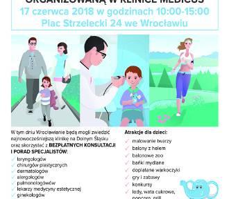 Rodzinny piknik dla zdrowia z Medicus Clinic we Wrocławiu