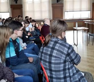 Pomorski Tydzień Edukacji Prawnej w I LO w Malborku