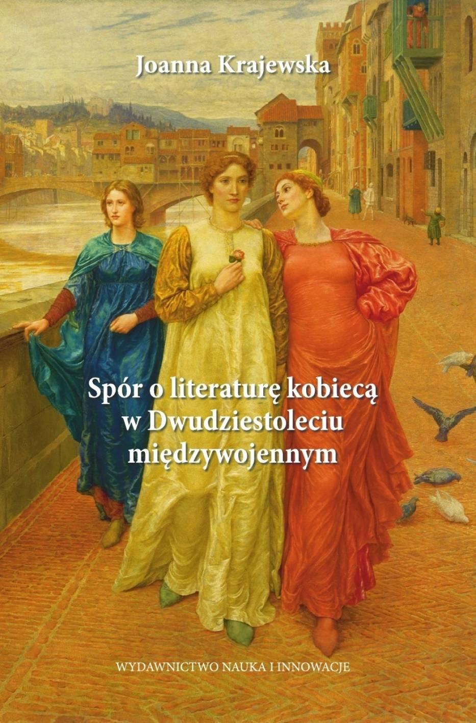 Spór o literaturę kobiecą w Dwudziestoleciu międzywojennym