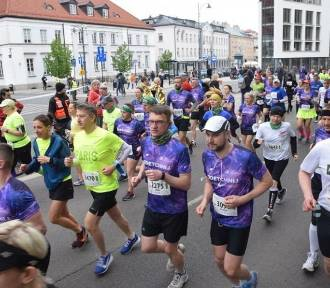 Wirtualny półmaraton zakończony. Zobacz uczestników