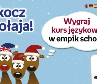 Kurs językowy w empik school! [KONKURS]