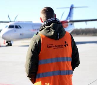 Lotnisku w Goleniowie grozi upadłość? Województwo wstrzymuje pomoc finansową