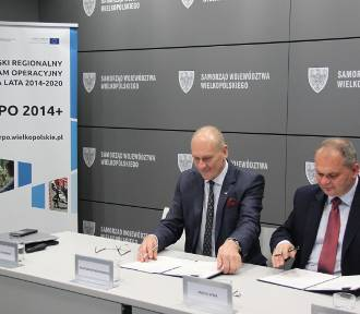 Fundusze Europejskie. Unijne dofinansowanie na tabor spalinowy Kolei Wielkopolskich