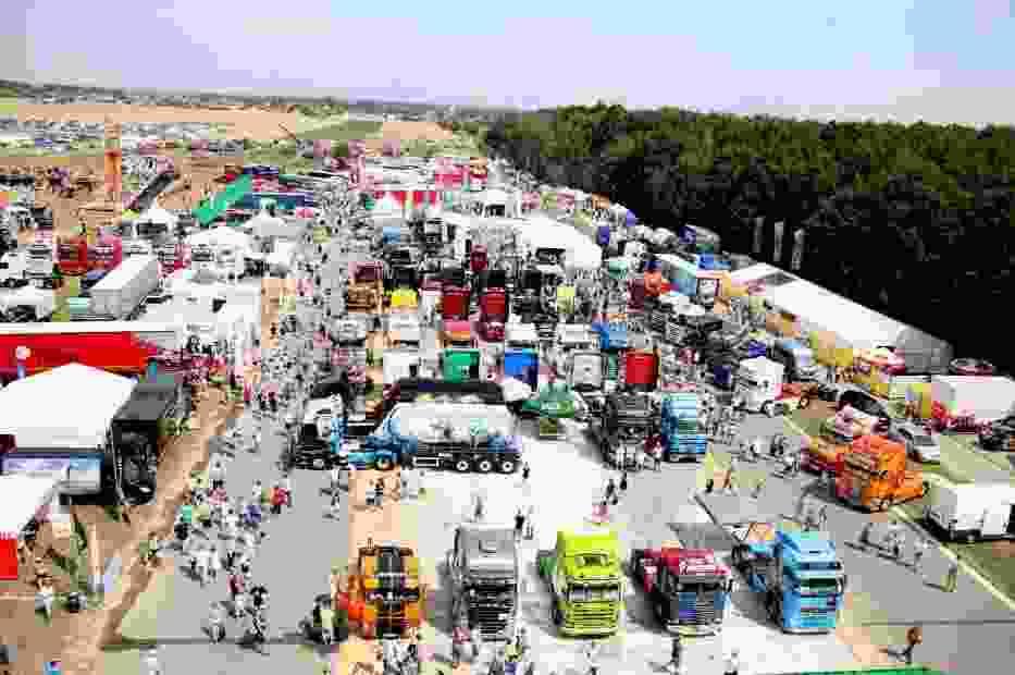 Master Truck 2017 rusza w piątek, 21 lipca