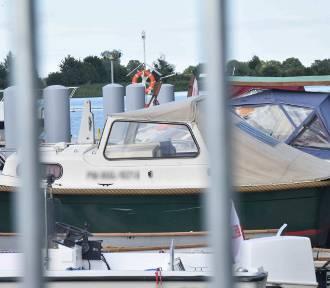 Okradane domy i łodzie. Podejrzany to 31-letni malborczyk