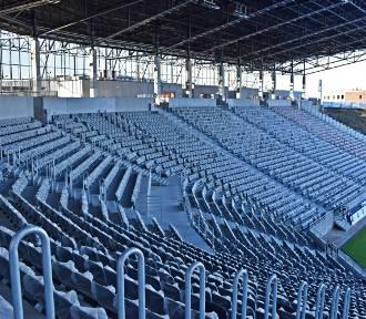 Stadion Pogoni. Jest pozwolenie na użytkowanie dwóch nowych trybun!
