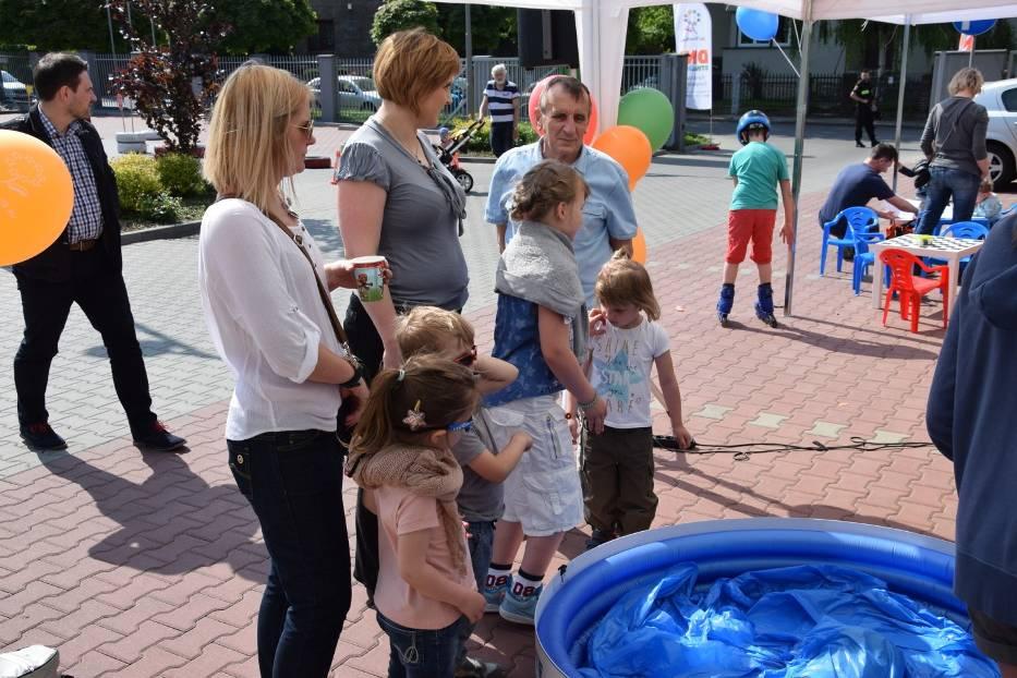 Dzień otwarty Centrum Sterowania Ruchem w Gliwicach