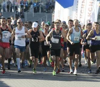 Bieg Barbórkowy o Lampkę Górniczą, pobiegło 1500 biegaczy [ZDJĘCIA]