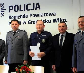 Komendant Tomasz Górny przeszedł na emeryturę