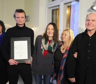 Nagroda imienia Kobro dla Piotra Bosackiego