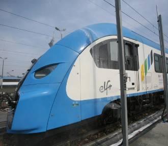 Nie jeżdżą pociągi między Tychami a Katowicami